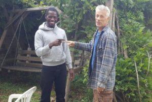 Une histoire de parrainage : rencontre avec Alfadel et Renaud