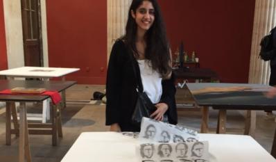 Tandem Refugies - Sara, 22 ans, Syrienne